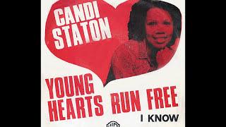 Candi Staton ~ Young Hearts Run Free To Me 1976 Disco Purrfection Mashup
