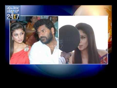 South Indian Christian actress Nayanthara converted to Hinduism - Suvarna news