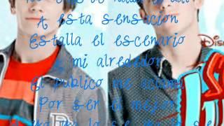 Cuando bailo (Open music 3) - Soy Luna - Letra