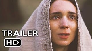 Mary Magdalene Official Trailer #1 (2018) Rooney Mara, Joaquin Phoenix Drama Movie HD