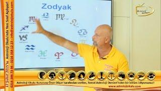 Örnek Astroloji Dersi - 17 Şubat 2015