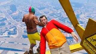 GTA 5 Crazy & Fail Compilation #9 (GTA V Funny Moments Thug Life)