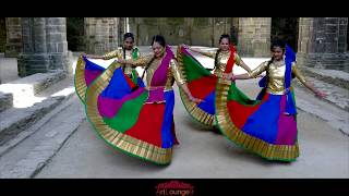 Ghunghroo Toot Gaye | Ghungroo | Dance | Choreography |  Bollywood | Indian Dance | ArtLounge9