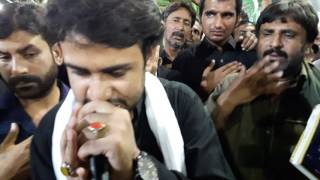 Live in Karbala Bann ul Haramaen - Part 2 - Zeeshan Haider