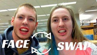 Face Swap Challenge in Public!