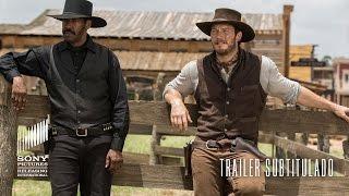 LOS SIETE MAGNÍFICOS | Nuevo trailer subtitulado HD