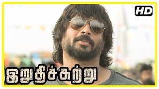 Irudhi Suttru Latest Tamil Movie Scenes | Best Of Madhavan | Vol 1 | Ritika | Nasser | Radha Ravi