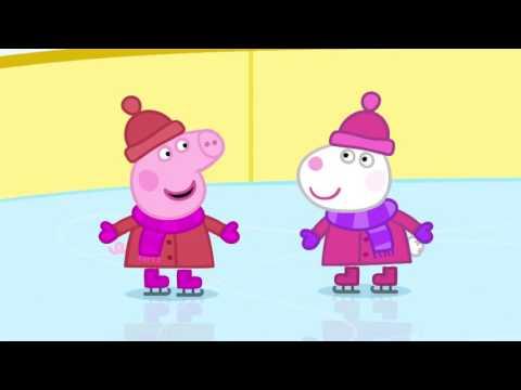 Peppa Pig Episodes - New Compilation #1 (1 hour) 2017 - Cartoons for Children