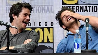 Teen Wolf Cast REVEALS What Tyler Posey & Dylan O