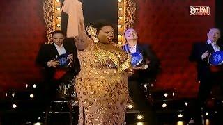 """رقصة """" ماياشا """" فى برنامج #الراقصة على #القاهرة_والناس"""
