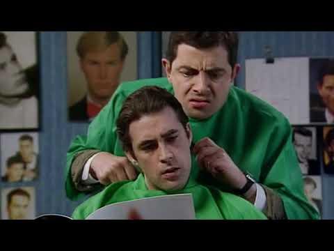 Xxx Mp4 Hair By Mr Bean Of London Episode 14 Widescreen Mr Bean Official 3gp Sex