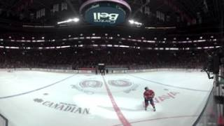 360º NHL Highlights: Markov hands out pucks after being named first star