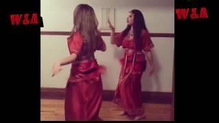 فرقة رقص قبائلي  تبدع و تدهش الجميع  برقصها جديد 2018