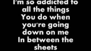 Addicted - Saving Abel (Lyrics)