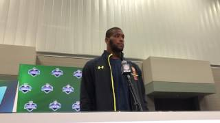 O.J. Howard projected first-round NFL draft pick