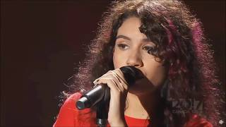 Alessia Cara - Scars To Your Beautiful (Live @ Canada 150, Parliament Hill)