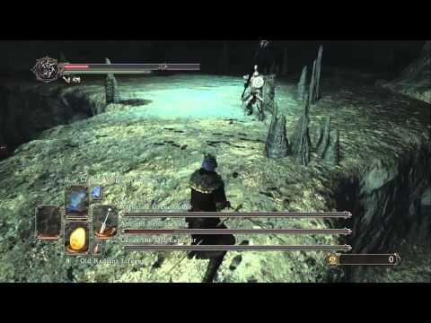 Dark Souls 2 Crown of the Sunken King: Boss Guide   Afflicted Graverobber, Varg, & Cerah