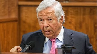 Patriots Owner Robert Kraft Charged With Soliciting Prostitution in Florida   Sports Illustrated