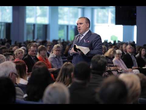 Vision 2019 The Grace to Fulfill the Assignment Rodney Howard Browne