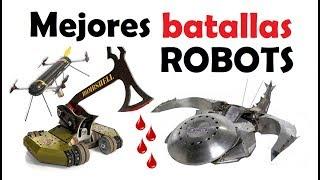 La mejor pelea de robots del mundo - 2018