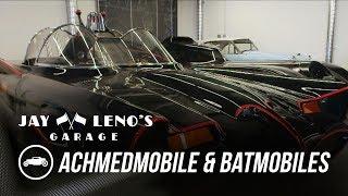 Inside Jeff Dunham's Garage: Achmedmobile & Batmobiles - Jay Leno's Garage