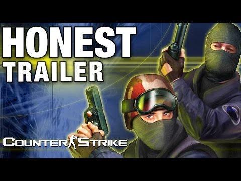 COUNTER STRIKE Honest Game Trailers