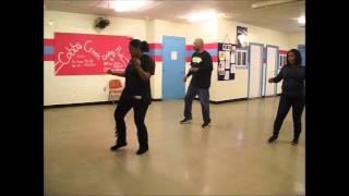 GOOD LOVE line dance instruction by Bernadette Burnette - LDE 02-08-2016