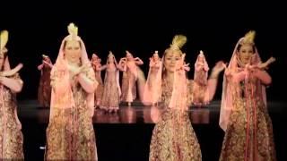 Shiraz Dance Group. Persian Dance.