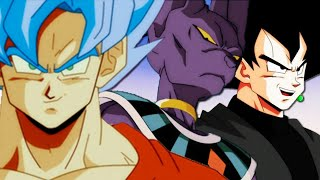 What if Dragon ball Super Made in 1990s