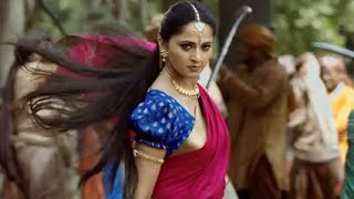 Making of Baahubali - Happy Birthday Anushka