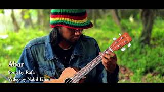 Abar (আবার) Ukulele version by - Rafa