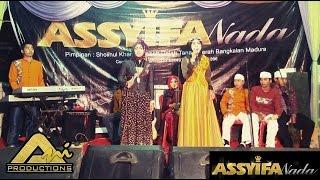 Adam Hawa - Shima Assyifa dan Anis Fitria Assyifanada live Blega Bangkalan