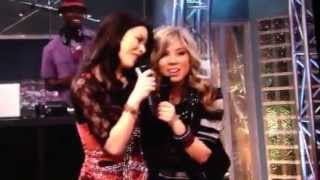 Icarly Iparty with Victorious karaoke