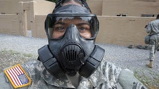 Gas Chamber 2016 | Us Army | Vlog