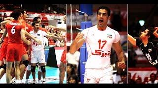 ایران در انتخابی المپیک 2012 | Iran in Volleyball Olympic Qualification 2012