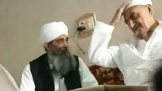 Hazrat ji Maulana Saad Sahab Meet Maulana Ibrahim Sahab Dewla In Gujarat Today