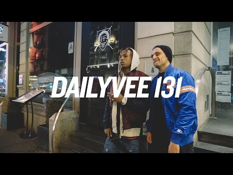 DINNER WITH RICH THE KID | DailyVee 131
