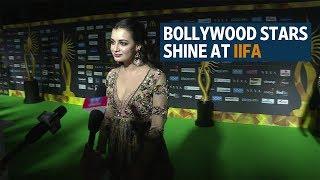 Bollywood's biggest stars shine at IIFA
