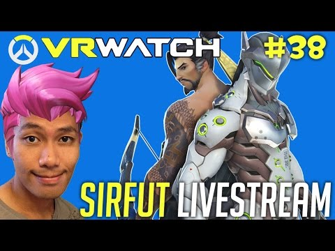 ⭐ LIVE ⭐ | ROAD TO DIAMOND | OVERWATCH | HD60FPS | 38