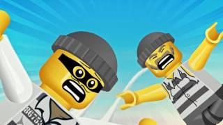 Merry Go Round - LEGO City - Movie Mixer Mash Up - Mini Movie