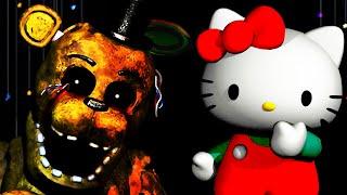 FREDDY VS HELLO KITTY!
