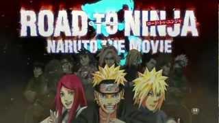 Naruto Shippuden Movie 6 Road To Ninja Audio Latino (FANDUB)