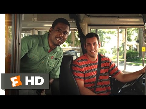 Grown Ups 2 Substitute Bus Driver Scene 2 10 Movieclips