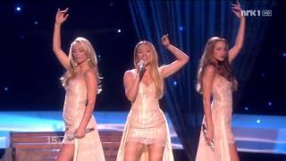 HD HDTV CROATIA ESC Eurovision Song Contest 2nd semifinal - Feminnem - Lako Je Sve