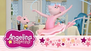 ★ 🎶  Angelina Ballerina - 5 Times Angelina Nailed it! ★ 🎶