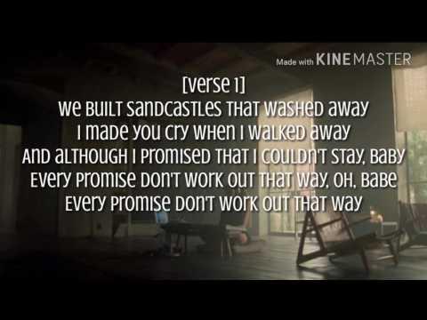 Beyoncé Sandcastles Lyrics