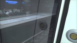 Athens Metro: From Aghia Marina to Airport