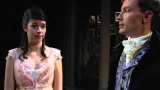 Jane Austen's Northanger Abbey scene