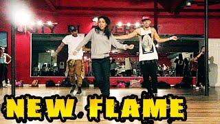 NEW FLAME - @ChrisBrown ft @Usher Dance Video   @MattSteffanina Choreography