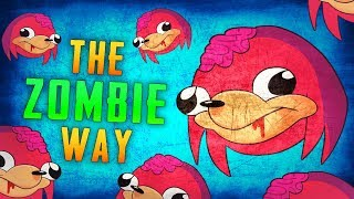 THE ZOMBIE WAY (Call of Duty Zombies)